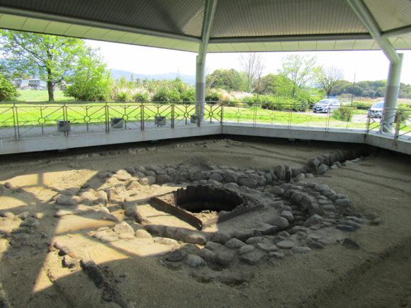 井戸の遺構